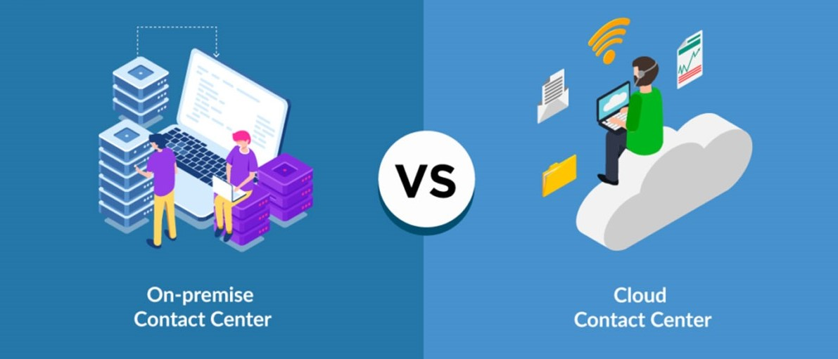 Cloud vs. On-Premise Call Centers
