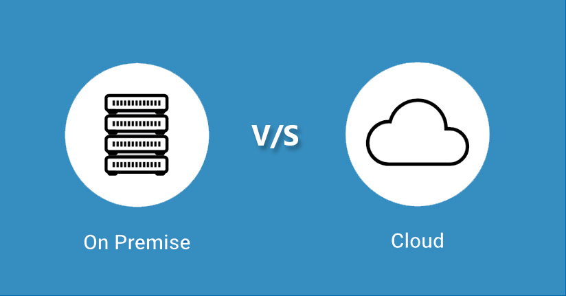 private cloud different from on-premisemise?